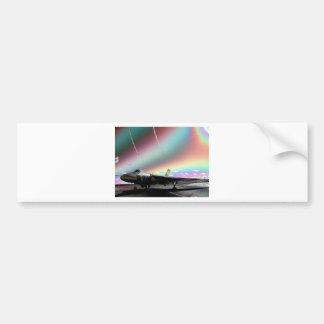 Aero-Art Military Jet Products Bumper Sticker