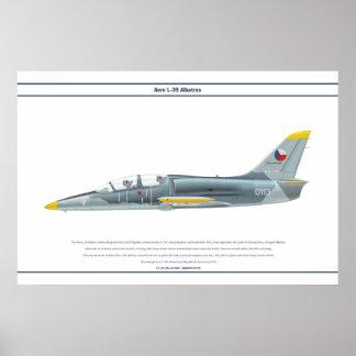 Aero L-39 Czech Republic 1 Poster