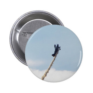 Aerobatic Biplane Button
