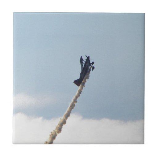 Aerobatic Biplane Tiles