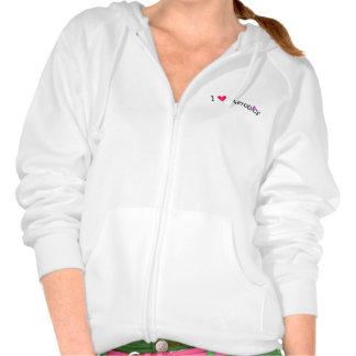 aerobics hoodie