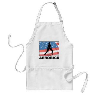 Aerobics USA Standard Apron