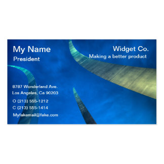 Aerodynamic Pack Of Standard Business Cards