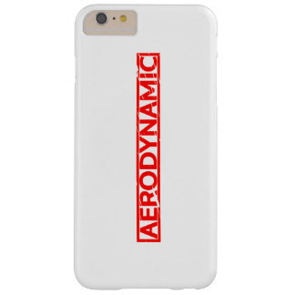 Aerodynamic Stamp Barely There iPhone 6 Plus Case