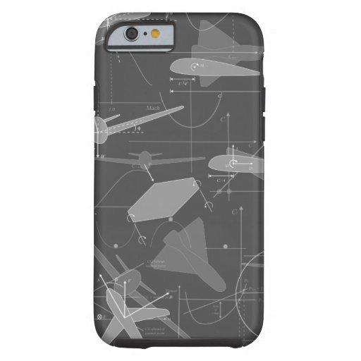 Aerodynamics iPhone 6 Case