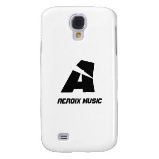Aeroix Music Samsung Galaxy S4 Phone Case