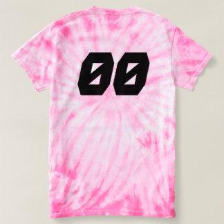 Aeroix Pink Swirl Tie-Dye T-Shirt (Future EP)