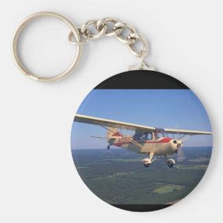 Aeronca, 7AC Champ, 1947_Classic Aviation Key Ring
