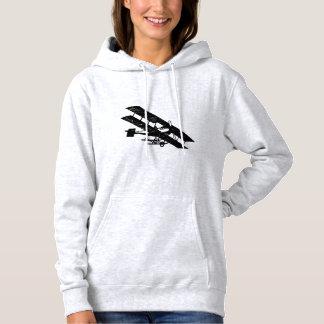 Aeroplane Aircraft Flying Machine Hoodie Shirt