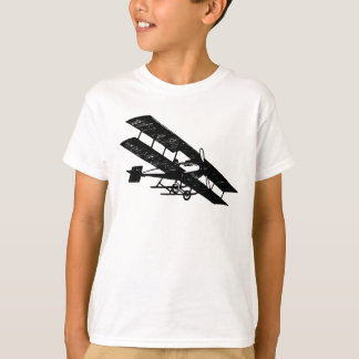 Aeroplane Aircraft Flying Machine Kid Shirt