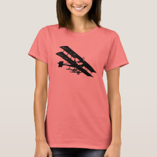 Aeroplane Aircraft Flying Machine T Shirt