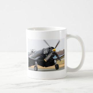 Aeroplane Basic White Mug