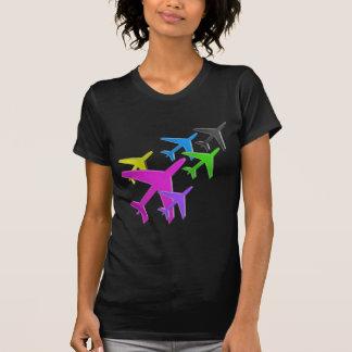 AEROPLANE cadeaux pour les enfants flotte d'avion T-shirts