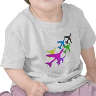 AEROPLANE cadeaux pour les enfants flotte d'avion Tee Shirt