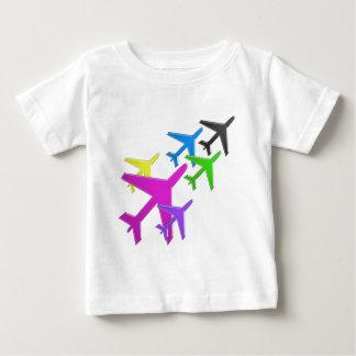 AEROPLANE cadeaux pour les enfants flotte d'avion Shirts