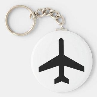Aeroplane Keychain