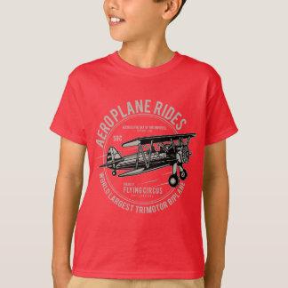 Aeroplane Kids' TAGLESS® T-Shirt