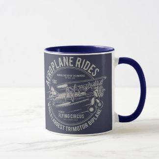 Aeroplane rides flying circus | Airplane Gifts Mug