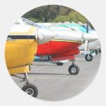 Aeroplanes stickers