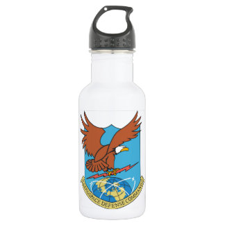 Aerospace Defense Command 18oz Water Bottle
