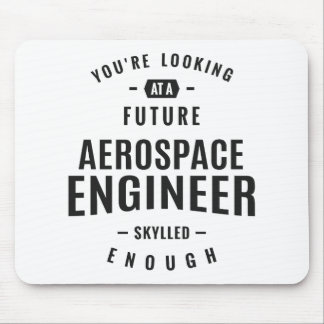 Aerospace Engineer Mouse Pad