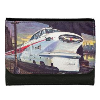 Aerotrain Diesel Locomotive Leather Wallet