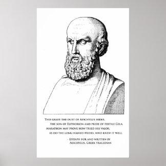 AeschylusEpitaph Poster