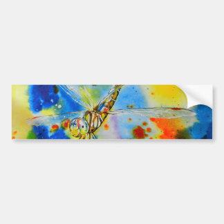 Aeshna Dragonfly Bumper Sticker