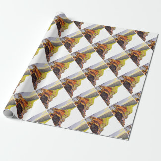 Aesir and Vanir Wrapping Paper