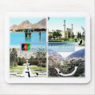 AF Afghanistan - Lake Qargha - Mouse Pad