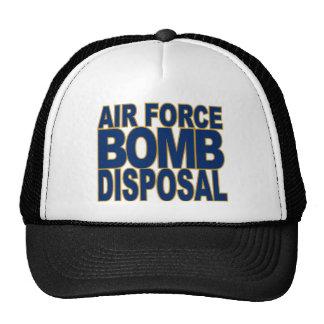 AF Bomb Disposal Cap