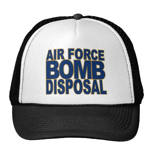 AF Bomb Disposal Hat