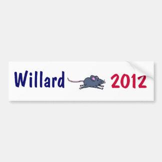 AF- Funny Romney Sticker