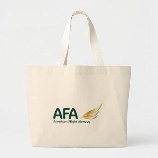 AFA Logo 2016 Large Tote Bag