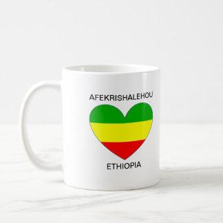 Afekrishalehou Ethiopia Coffee Mug
