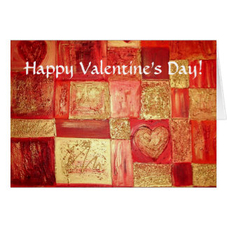 affection, Happy Valentine's Day! Greeting Card