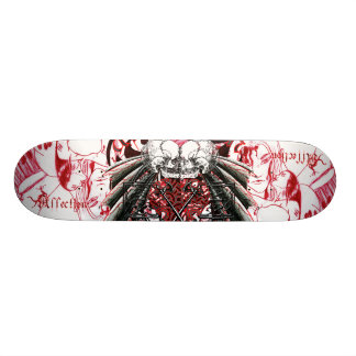 Affection Kissing Skulls Skateboards
