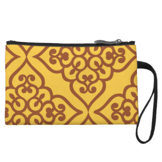 Affectionate Cheery Optimistic Energetic Wristlet Clutch