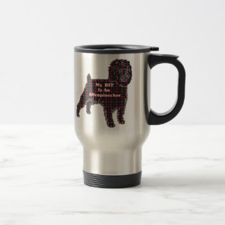 AFFENPINSCHER BFF Gifts Travel Mug