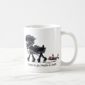 Affenpinscher Places to Go Coffee Mug