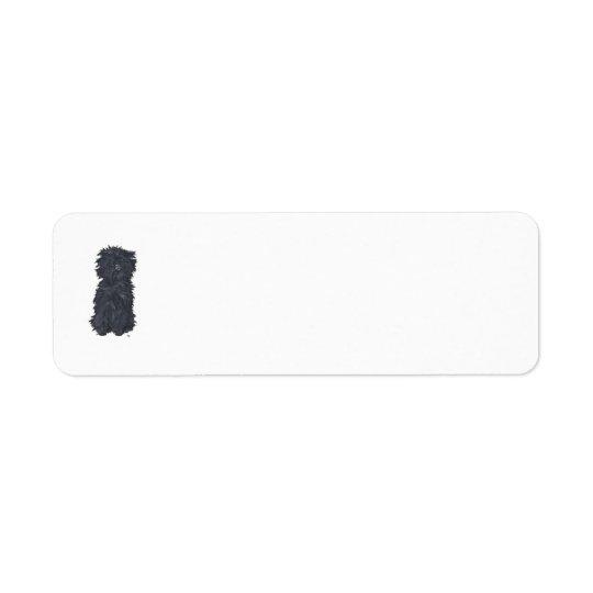 Affenpinscher  Return Address Labels