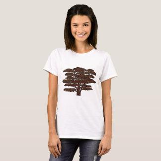 Affirmations Tree Inspirational Words T-Shirt