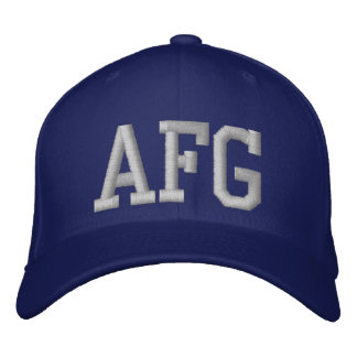 Afgahinstan Campaign Hat (Air Force) Embroidered Baseball Caps
