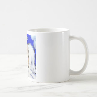 Afghan Hound Angel Coffee Mug