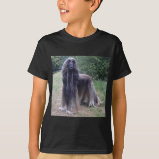 Afghan Hound Dog T-Shirt