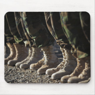 Afghan National Army Air Corp Soldiers Mouse Pad