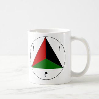 Afghan National Army Air Force Roundel Coffee Mug