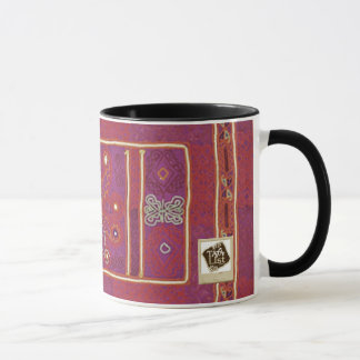 Afghan Wedding Textile Mug