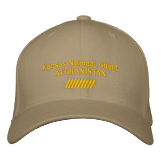 AFGHANISTAN 54 MONTH TOUR EMBROIDERED HAT