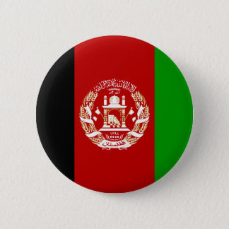 afghanistan 6 cm round badge